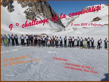 9° challenge de la convivialité 2 mars 2013